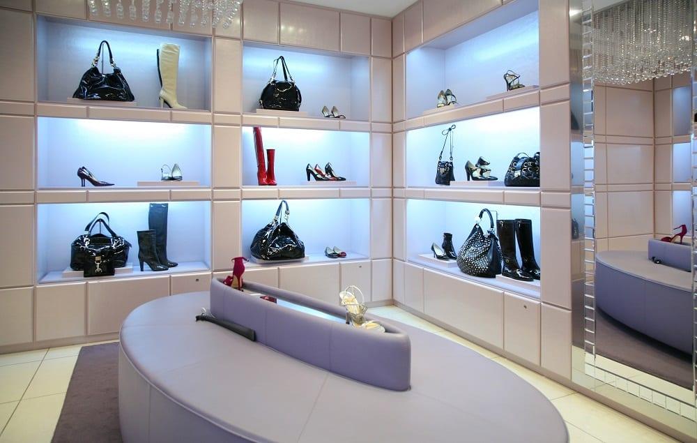 tiendas de lujo de moda