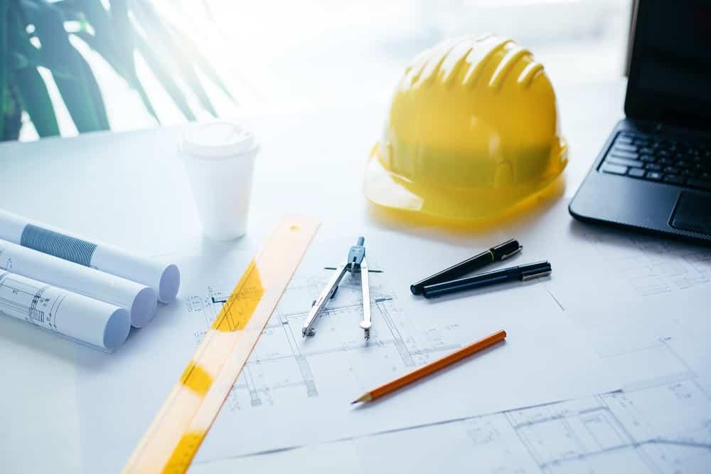 utensilios construcción