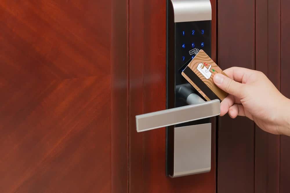 sistema de seguridad para hoteles