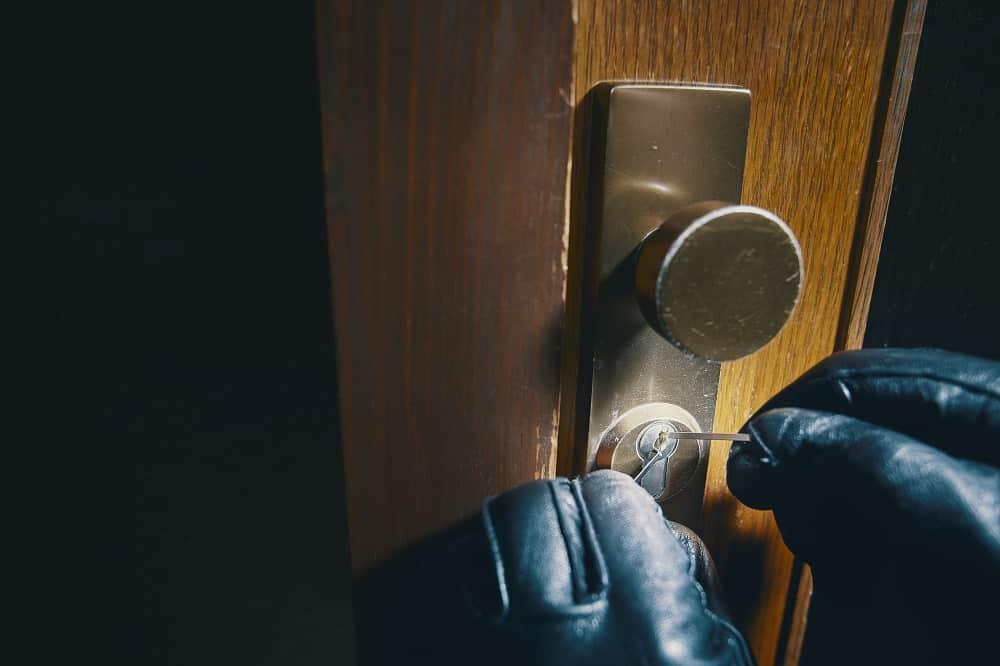medidas de prevención para evitar robos en casa